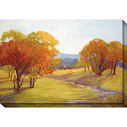Kim Coulter Autumn Day Oversized Canvas Art