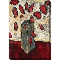Lauren Betty 'Belleza II' Oversized Canvas Art