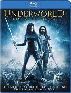 Underworld: Rise of The Lycans (Blu-ray Disc) 5203242