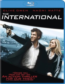 The International (Blu-ray Disc) 5203243