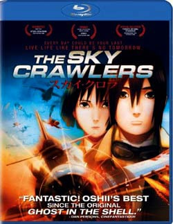 The Sky Crawlers (Blu-ray Disc) 5203247