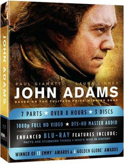 John Adams (Blu-ray Disc) 5203255