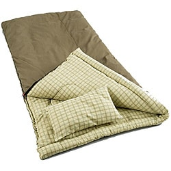 Coleman Big Game Sleeping Bag with Pillow
