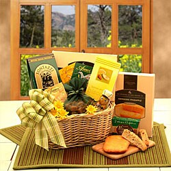Spring Treats Gourmet Gift Basket