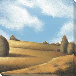 St. John 'Cloud Country' Oversized Canvas Art