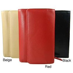 Romano Three-fold Women's Wallet