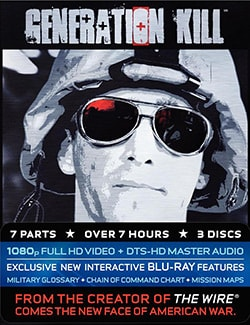 Generation Kill (Blu-ray Disc) 5211701