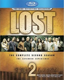 Lost: The Complete Second Season (Blu-ray Disc) 5215016
