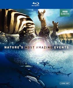 Nature's Most Amazing Events (Blu-ray Disc) 5222654