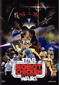 Robot Chicken Star Wars 2 (DVD) 5230989