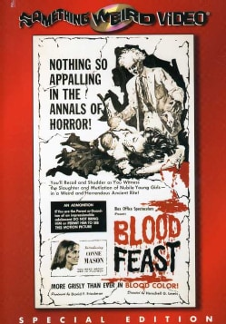 Blood Feast (DVD) 435602