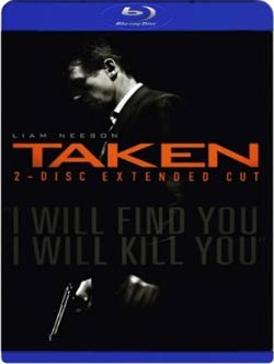 Taken (Blu-ray Disc) 5237428