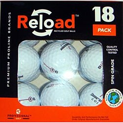 Bridgestone E6 Reload Recycled Golf Balls (Case of 54)