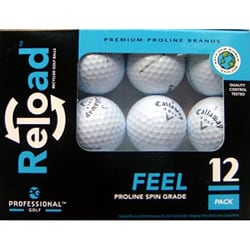 Callaway Warbird Recycled Golf Balls (Case of 36)