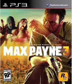 PS3 - Max Payne 3 - By Rockstar Games