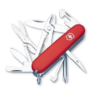 Victorinox Swiss Army Deluxe Tinker Swiss Army Knife