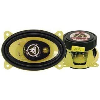 Pyle Gear X PLG46.3 Speaker - 90 W RMS - 180 W PMPO - 3-way - 2 Pack