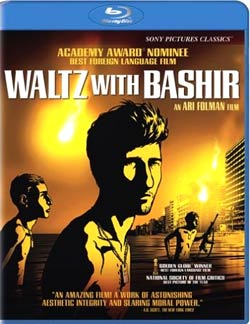 Waltz with Bashir (Blu-ray Disc) 5282655