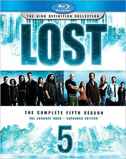 Lost: The Complete Fifth Season (Blu-ray Disc) 5298329