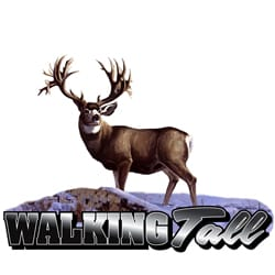 Upstream Images 'Walking Tall' Color Window Decal