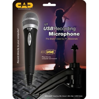 CAD U1 Handheld USB Microphone