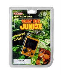 Donkey Kong Junior Keychain Game