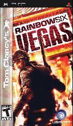 PSP - Tom Clancy's Rainbow Six Vegas