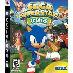 PS3 - Sega Superstars Tennis