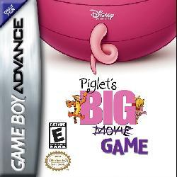 GBA - Disney Presents Piglet's BIG Game