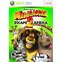 Xbox 360 - Madagascar: Escape 2 Africa