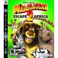 PS3 - Madagascar: Escape 2 Africa