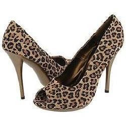 Promiscuous Majestic Leopard Pumps/Heels