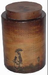 Goddess Tea Jar (China)
