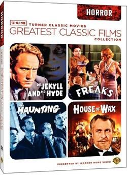 TCM Greatest Classic Films: Horror (DVD) 5389327