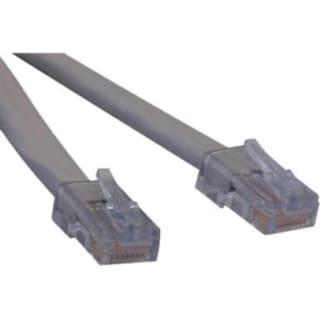 Tripp Lite T1 Shielded RJ48C Cross-over Cable (RJ45 M/M), 5-ft.