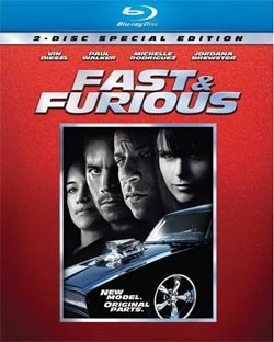 Fast & Furious (Special Edition) (Blu-ray Disc) 5397987
