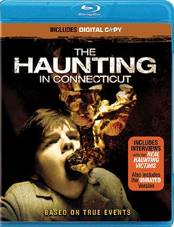 The Haunting In Connecticut (Blu-ray Disc) 5415511