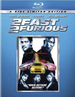 2 Fast 2 Furious (Blu-ray Disc) 5418740
