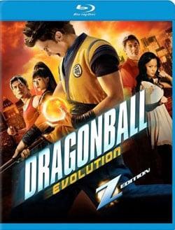 Dragonball Evolution: Z-Edition (Blu-ray Disc) 5423900