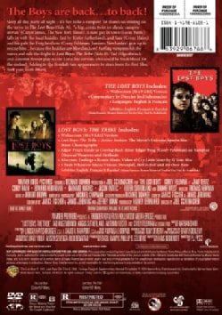 Lost Boys 1 & 2 Film Collection (DVD) 5425033