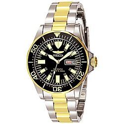 Invicta Men's 7045 Signature Automatic Two-Tone Watch