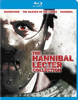 Hannibal Lecter Anthology (Blu-ray Disc) 5434972
