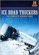 Ice Road Truckers: The Complete Season 3 (DVD) 5441399