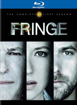 Fringe: The Complete First Season (Blu-ray Disc) 5447210