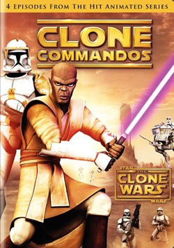 Star Wars: The Clone Wars - Clone Commandos (DVD) 5447304