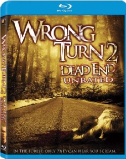 Wrong Turn 2: Dead End (Blu-ray Disc) 5453482