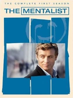 The Mentalist: The Complete First Season (DVD) 5453521