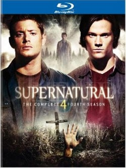 Supernatural: The Complete Fourth Season (Blu-ray Disc) 5460034