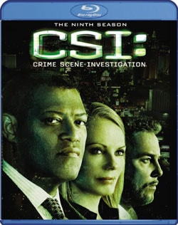 CSI: Crime Scene Investigation: The Complete Ninth Season (Blu-ray Disc) 5471576