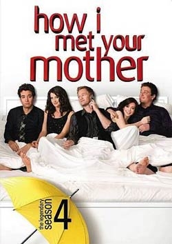 How I Met Your Mother Season 4 (DVD) 5477067